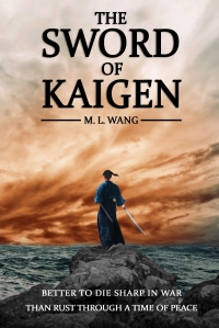 The Sword of Kaigen Cover