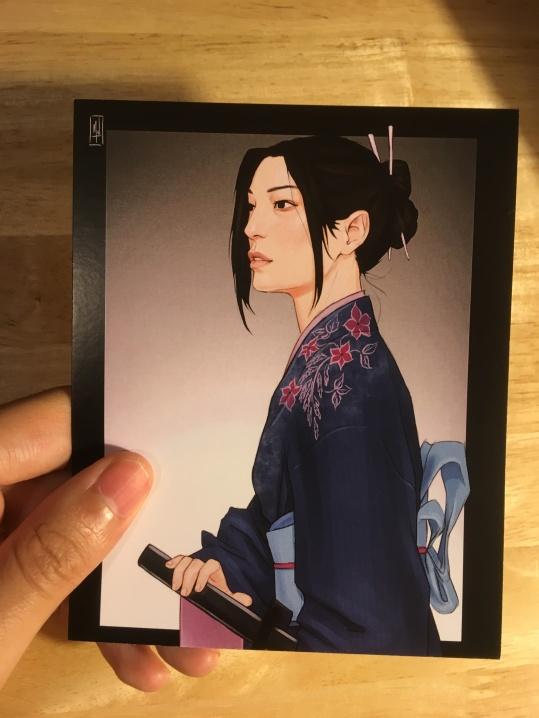 Merwild Misaki Print 1