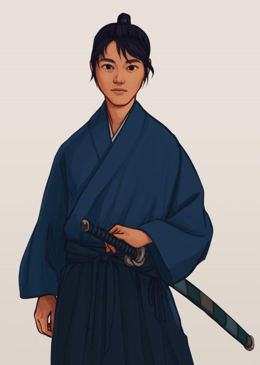 Mamoru (The Sword of Kaigen) by Tara Spruit